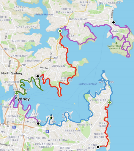 bondi to manly2